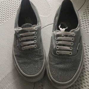 Vans Shoes - Sparkly Vans